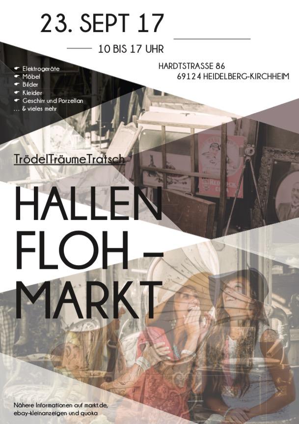 HALLENFLOHMARKT Heidelberg-Kirchheim - Rhein-Neckar-Kind