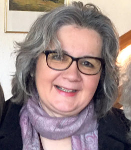 Kolumnistin Eva Unterburg